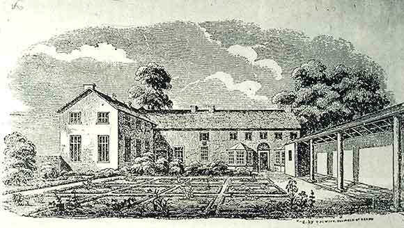 Cowan Bridge School drawing