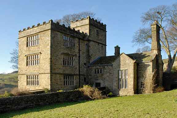 North Lees Hall view